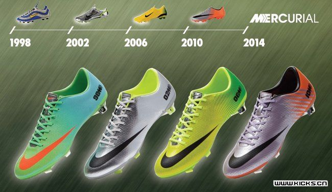 a0b13210695 4 MERCURIAL VAPOR IX 2014 BOOTS LEAKED - IN HONOR OF THE 4 WORLD CUP  MERCURIAL BOOTS