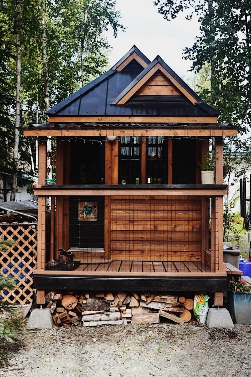 Alaskan Tumbleweed Tiny Home Tumbleweed Tiny Homes