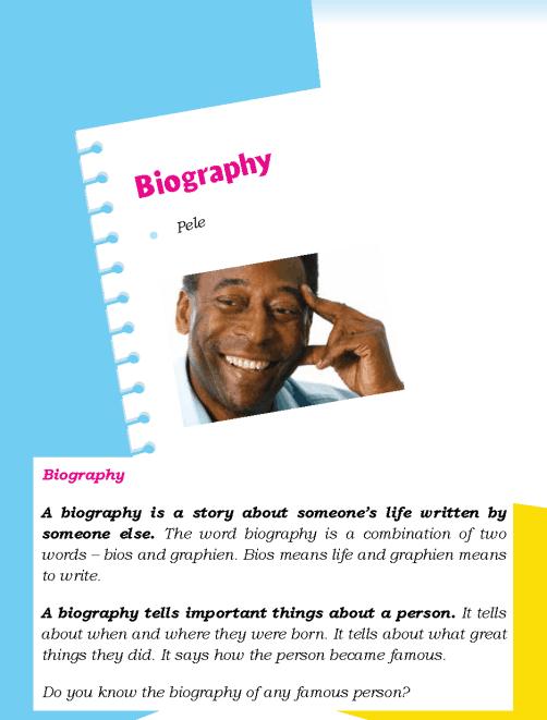 5 biographies