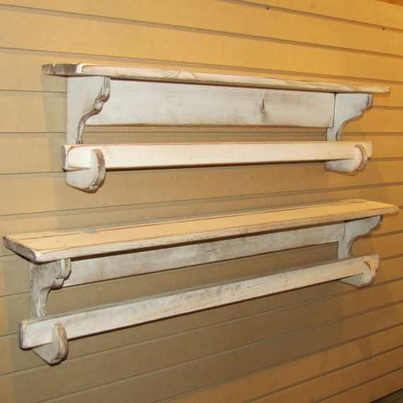 Primitive Quilt Rack 42 Long Rustic Country By Willowislandprim