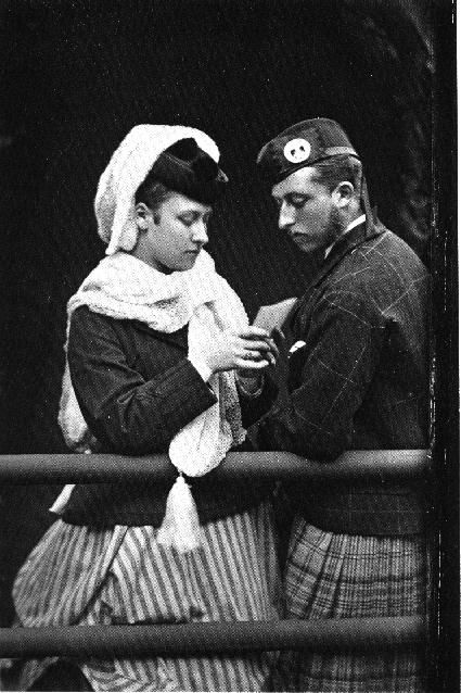 Princess Louise Duchess Of Argyll With Her Brother Prince Arthur