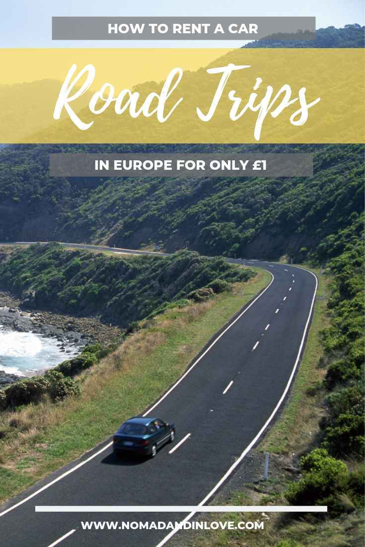 The Cheapest Car Rental In Europe Rent A Car For Only 1 Cheap