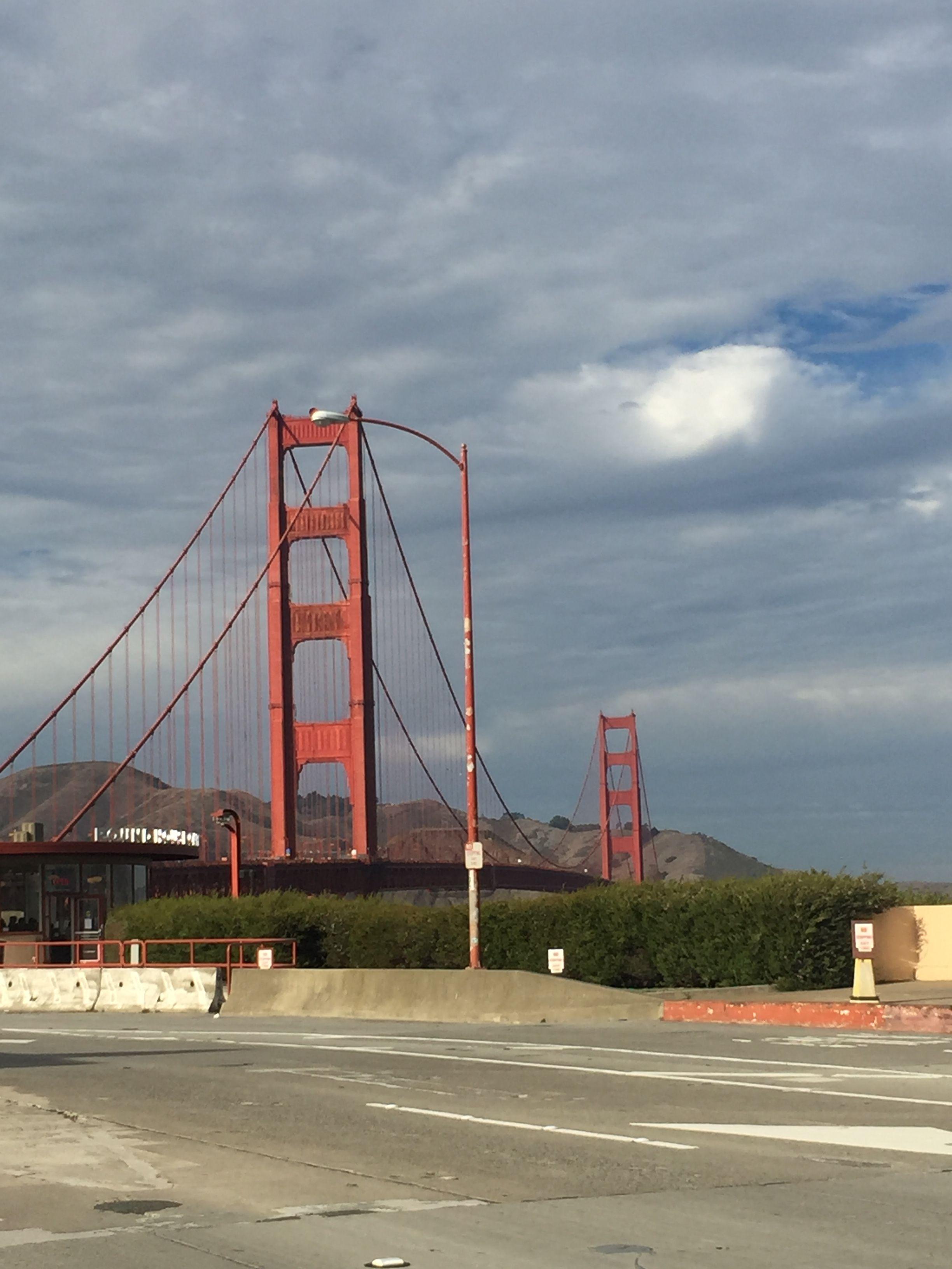Golden gate bridge The Golden Gate Bridge