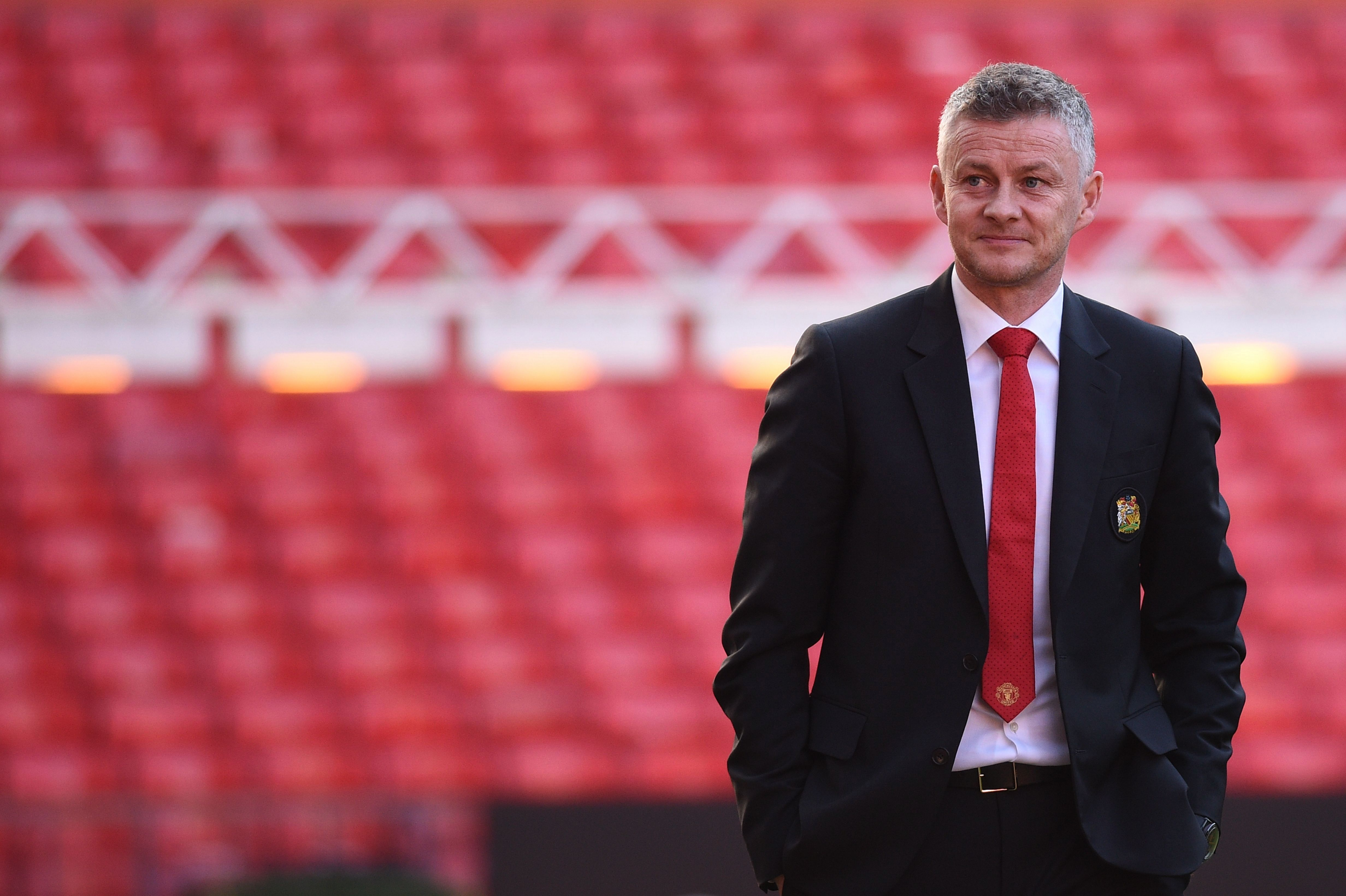 Pull Factor The Norwegian Signed A Three Year Deal To Become United S Permanent Manager On Manchester United Champions League Football Ole Gunnar Solskjaer