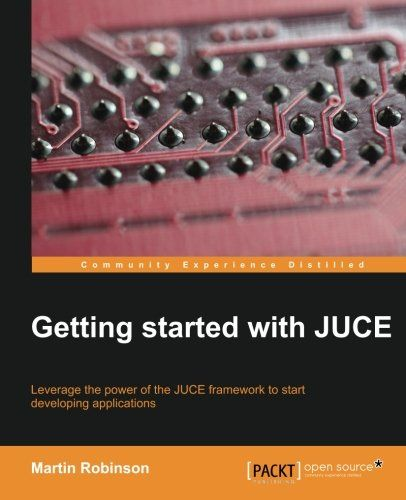 Download getting started with juce 1st edition pdf programming getting started with juce free ebook fandeluxe Choice Image