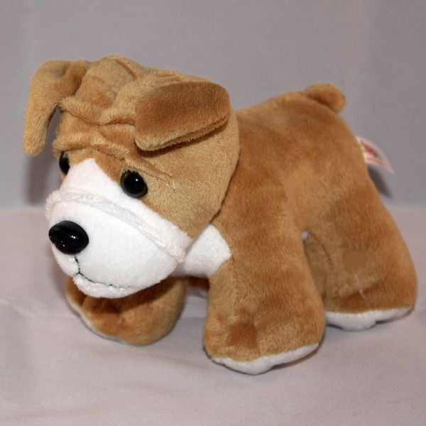Circo Target Animal Adventure Bulldog Puppy Plush Bulldog