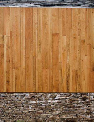 petreo + madera