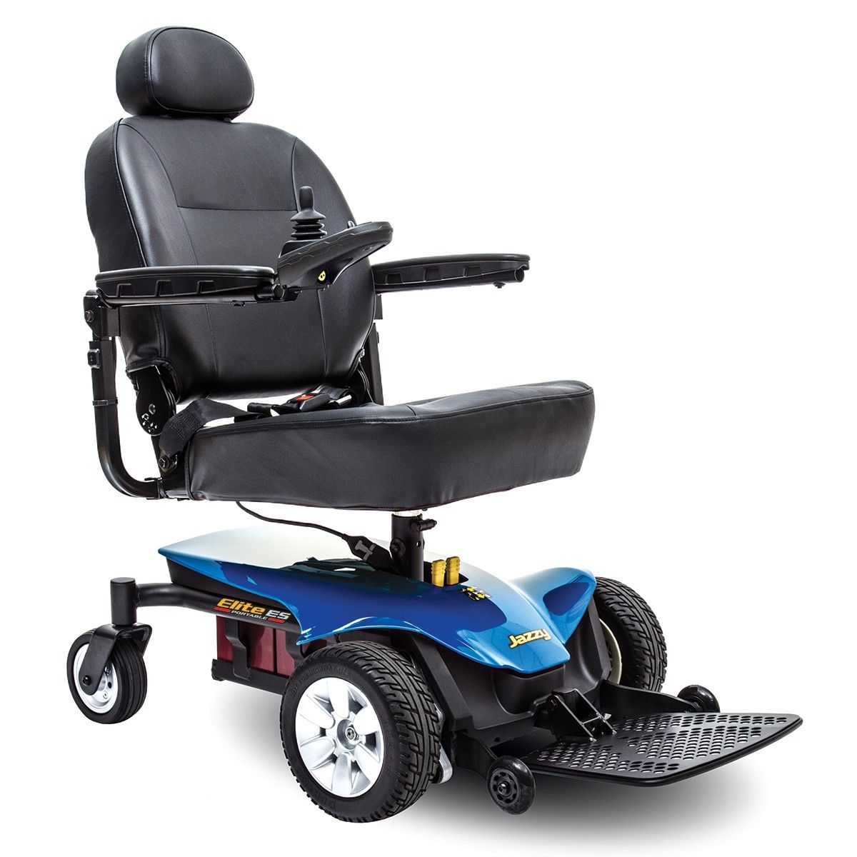 Pride Jazzy Elite Es Pride Mobility Powered Wheelchair