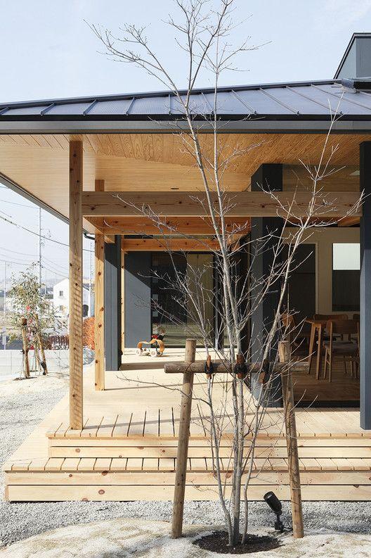 Gallery Of Agui House Alts Design Office 4 家 外観 建築