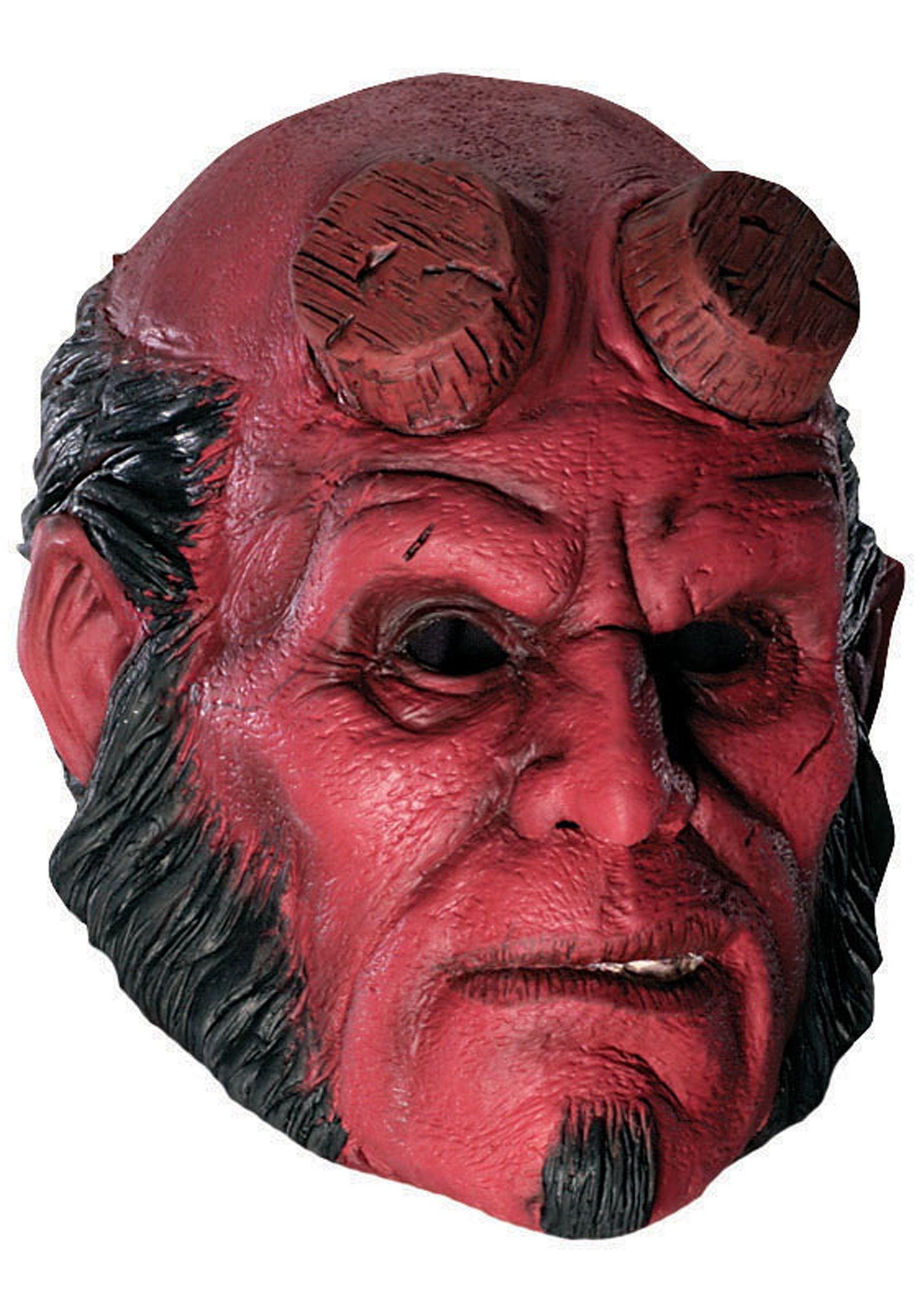 Hellboy Costume Adulte Halloween Déguisements
