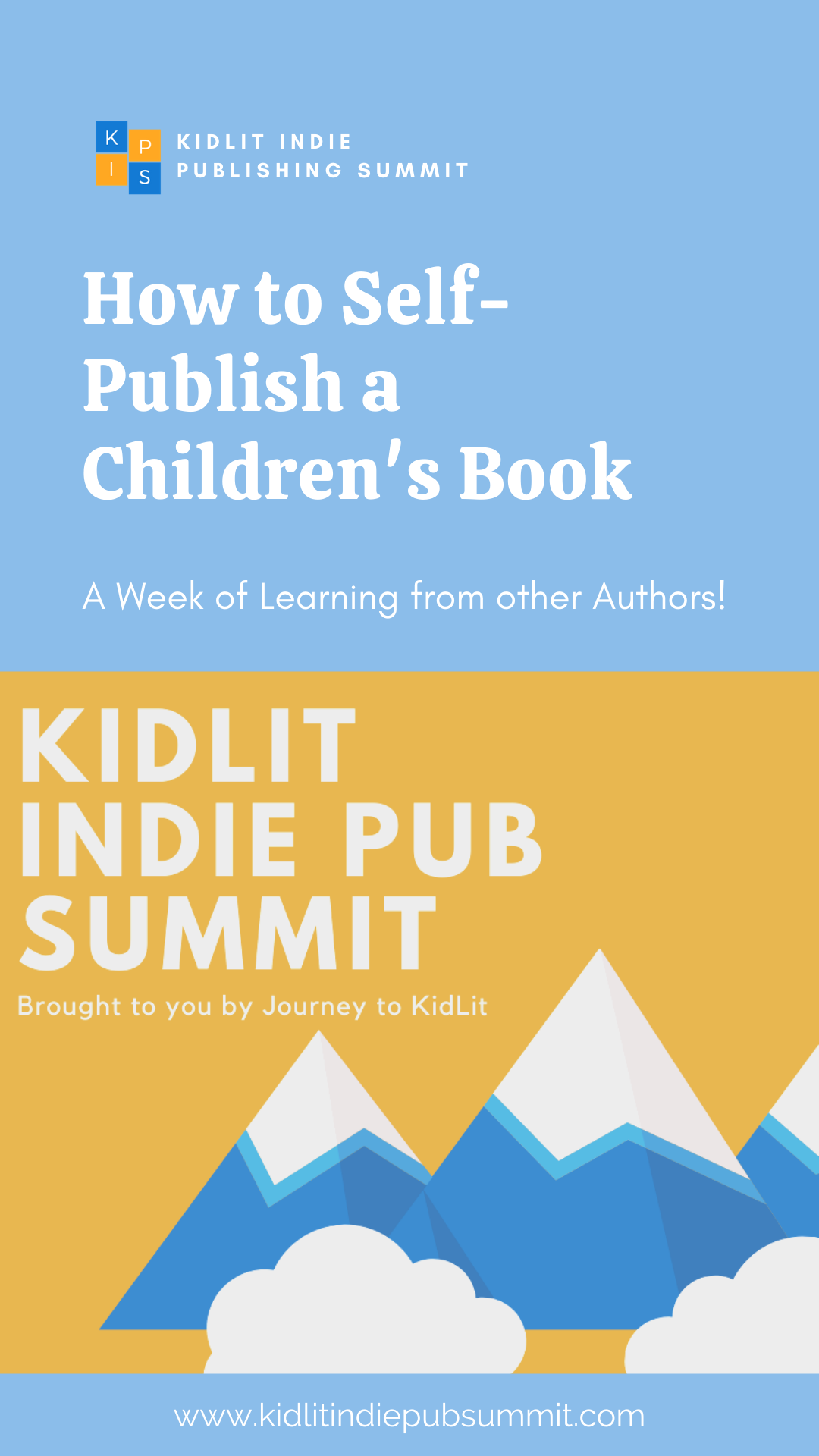 How to SelfPublish a Children's Book KidLit Indie