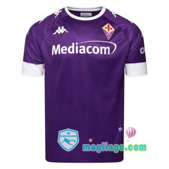Maglia ACF Fiorentina Uomo Prima 2020/2021   Maglia, Maglia da ...