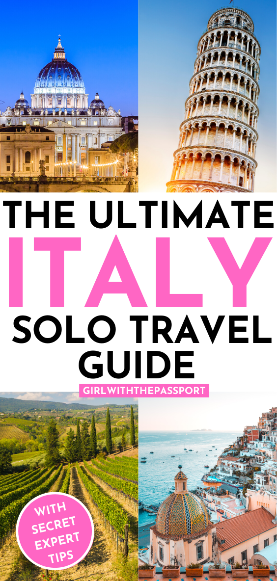 , The Ultimate Italy Solo Travel Guide!, My Travels Blog 2020, My Travels Blog 2020