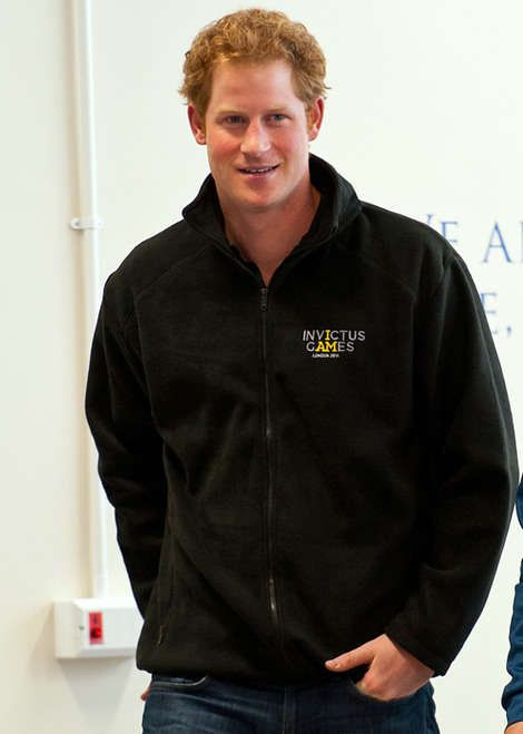 Prince Harry Just Received a Marriage Proposal!