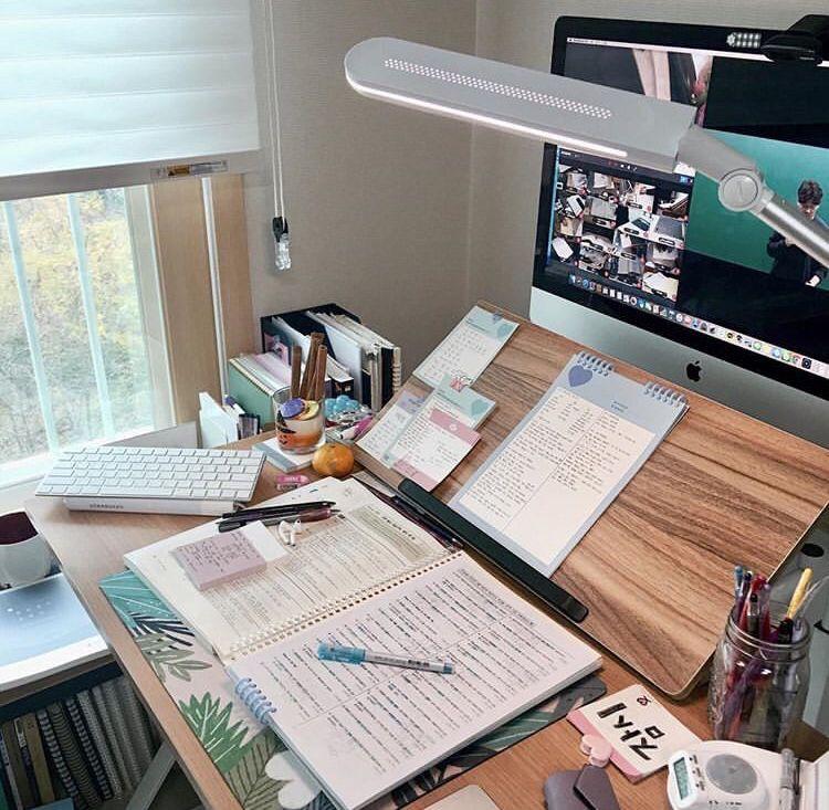 Pin By Junglebees On Studyblr Study Areas Study Room Decor Study Organization