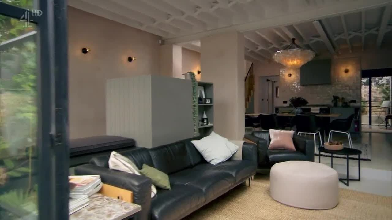 Grand Designs South East London Victorian Dairy House Grand Designs Grand Designs Uk Victorian Buildings