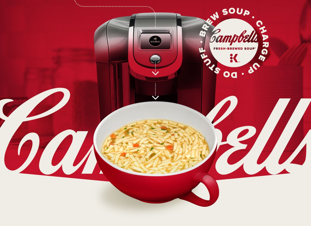 photograph regarding Noodles and Company Printable Coupons called Campbells Contemporary-Brewed Soup peculiar Campbell soup organization