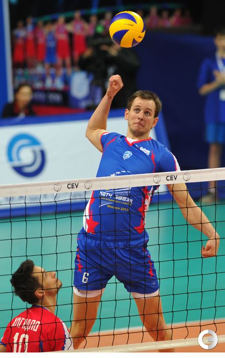 Lukasz Zygadlo Bartosz Kurek All Star Game Of Volleyball Superliga D
