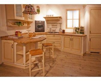 Cucina scavolini scontata modello belvedere con telaio e pannello