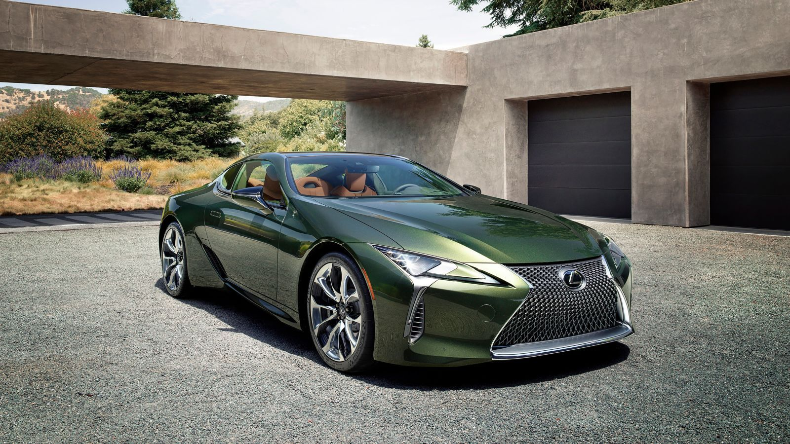 Lexus Just Made The Lc Even Better Looking Lexus Lc New Lexus