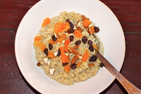recipe: quinoa for breakfast weight loss [20]