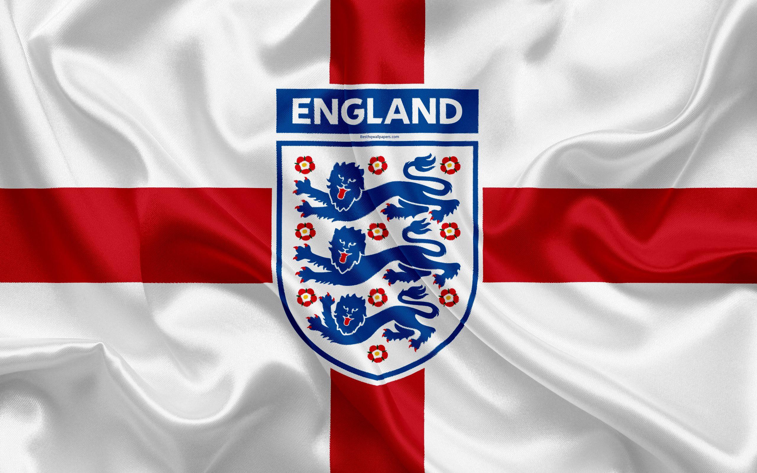 England National Football Team Emblem Logo Flag Europe England Flag Football World C England National Football Team England Flag National Football Teams