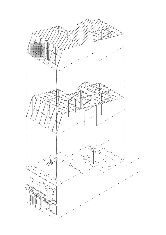 Gallery Of Casa Blas Adamo Faiden 12 Diagram Architectural Drawings And
