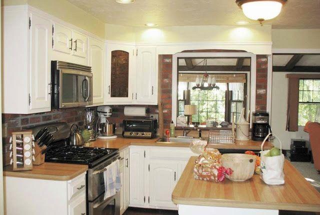 17 kreative vorher nachher Küchenumbauten (mit Bildern