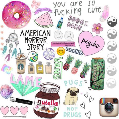 nutella, instagram, and wallpaper image Cartoon