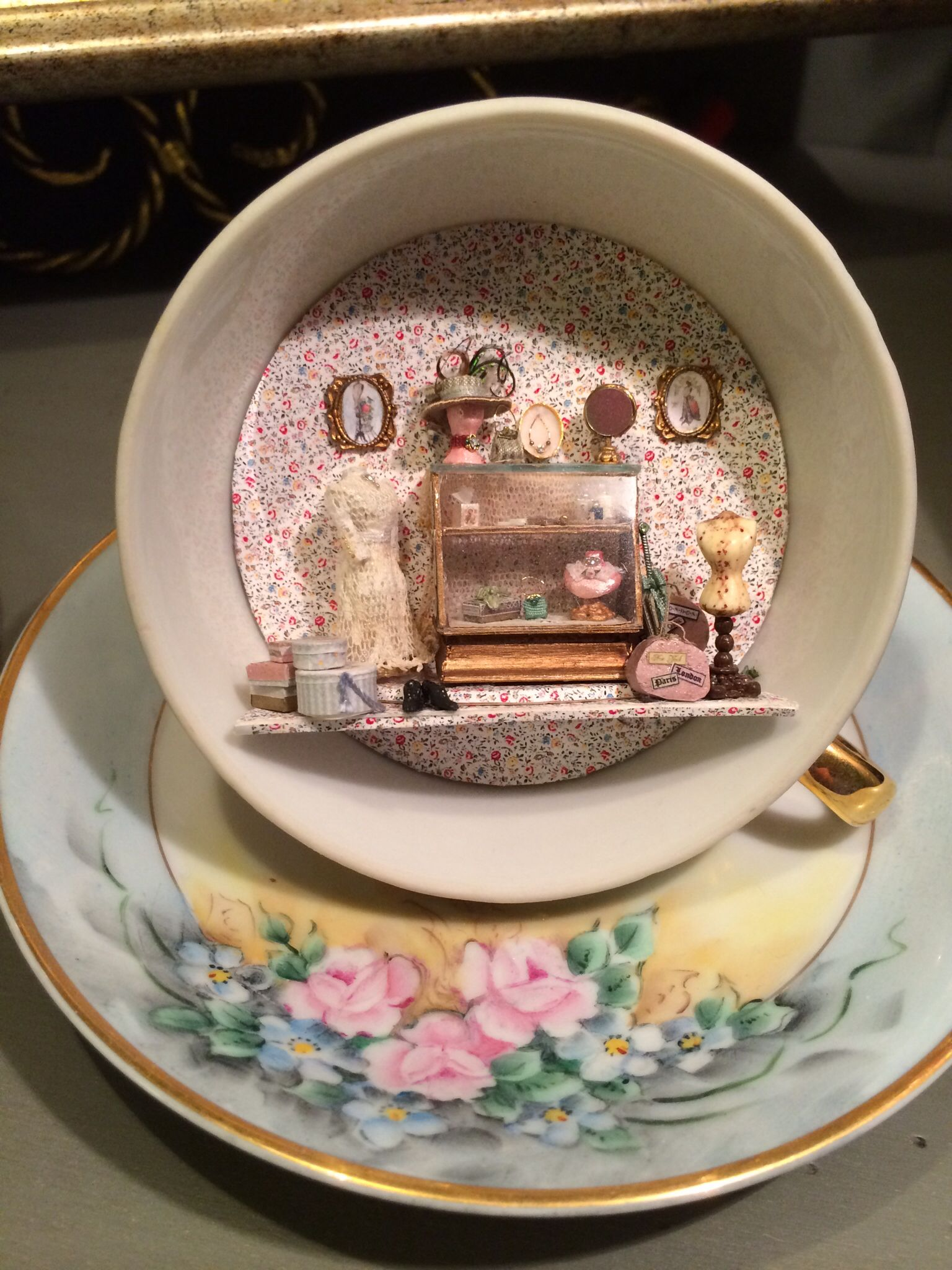 1000 Images About Teacup Miniature On Pinterest