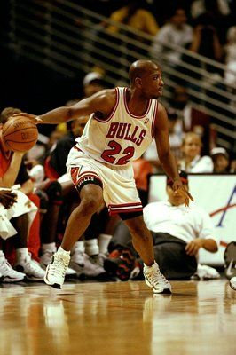Chicago Bulls - Keith Booth : 1997-1999