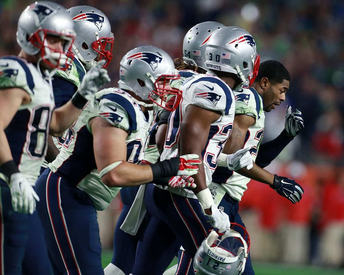 Super Bowl Xlix Patriots Vs Seahawks The Boston Globe Super Bowl Xlix Super Bowl Patriots