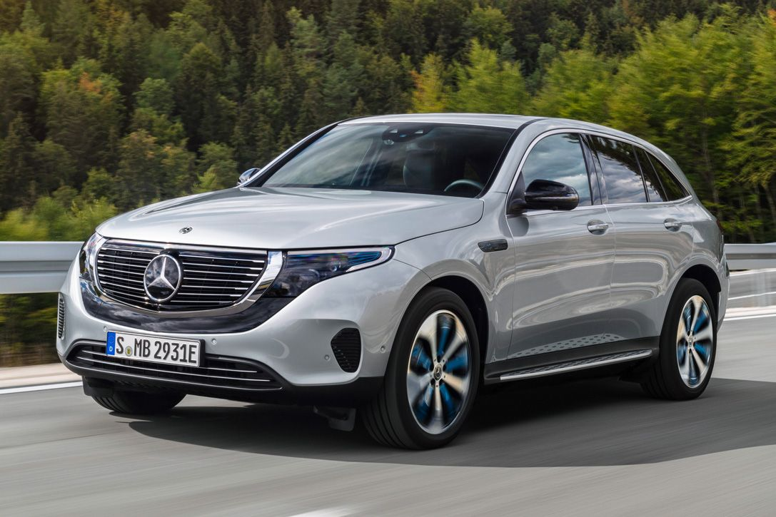 2020 Mercedes Benz Eqc 400 4matic Hiconsumption Autos