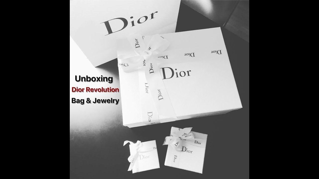 Photo of Luxury Haul Unboxing 🎁 Dior Revolution Bag 👜 + Jewelry 💍