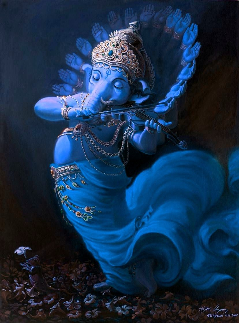 Lord Ganesha Lord Ganesha Paintings Ganesha Painting Ganesha Art