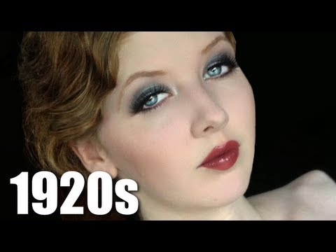 Historically Accurate: 1920s Makeup Tutorial #1920smakeup