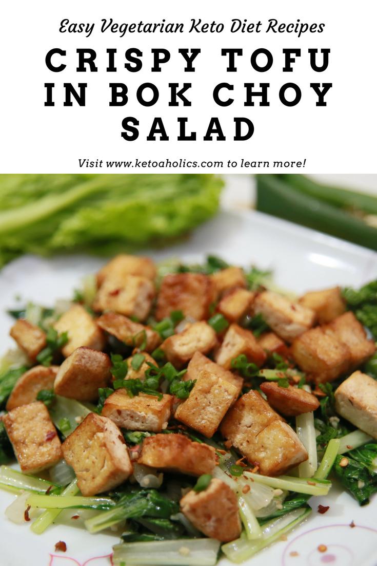 keto diet recipes tofu