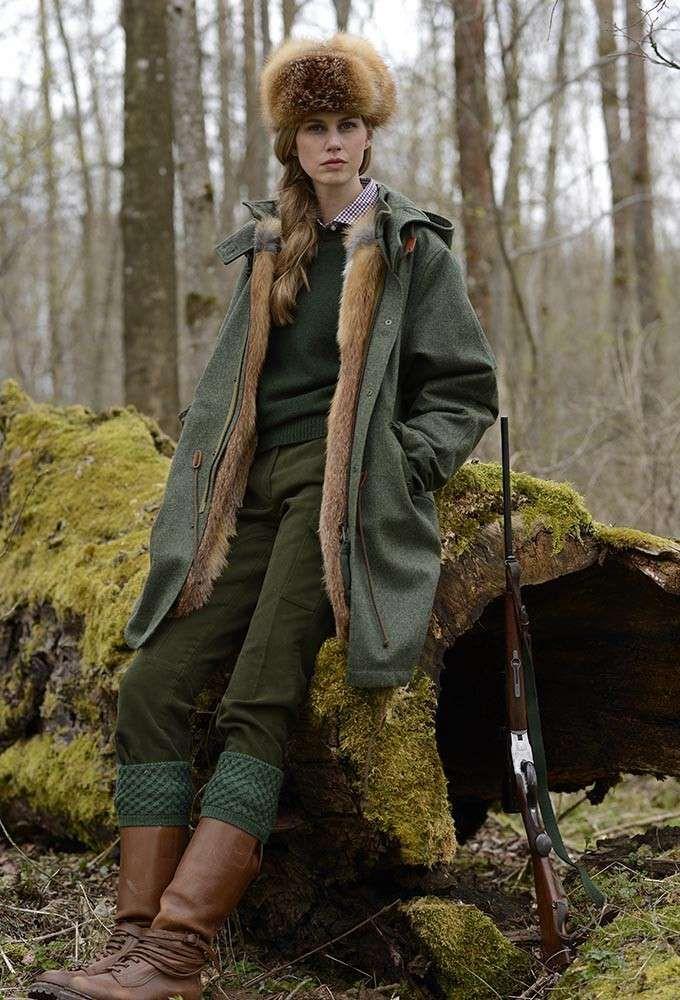 Jagd Parka Loden in 2020 | Fashion, Countryside fashion
