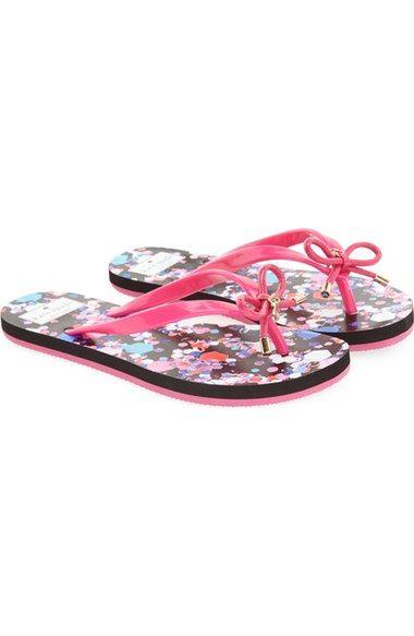 a9bd70b4b909 KATE SPADE NEW YORK  Nova  Flip Flop (Women).  katespadenewyork  shoes   sandals