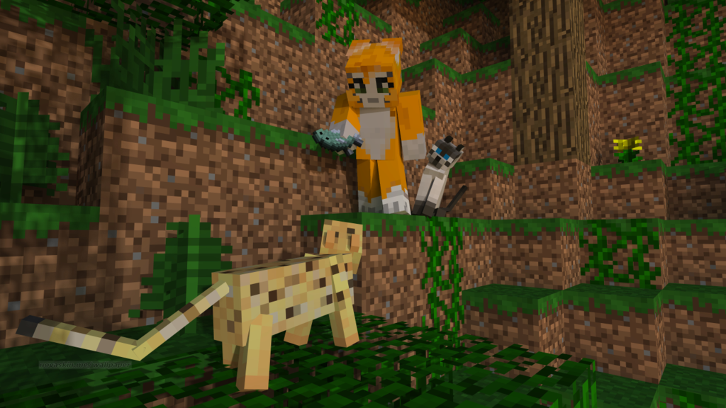 stampy tried to get mittens how long did it take minecraft stampycoloring pagesonline