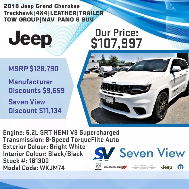 Seven View Chrysler Dodge Jeep Ram Is An Ontario Chrysler