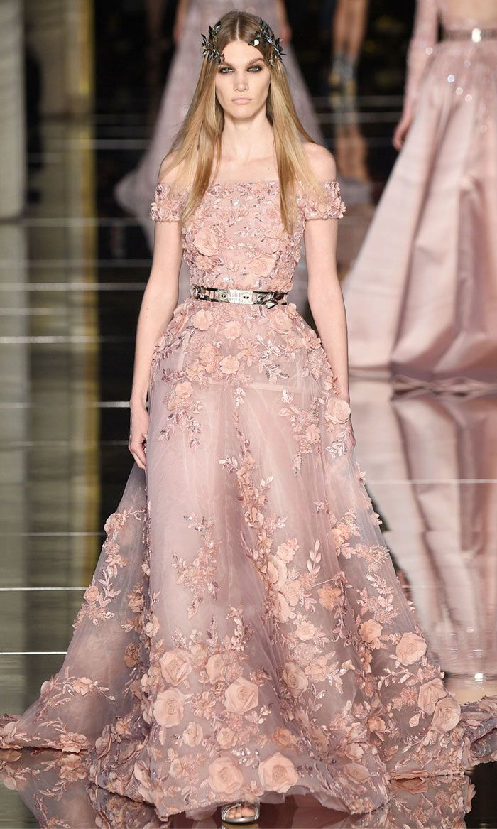 50 Most Beautiful Spring Couture Dresses | Runway Best ...