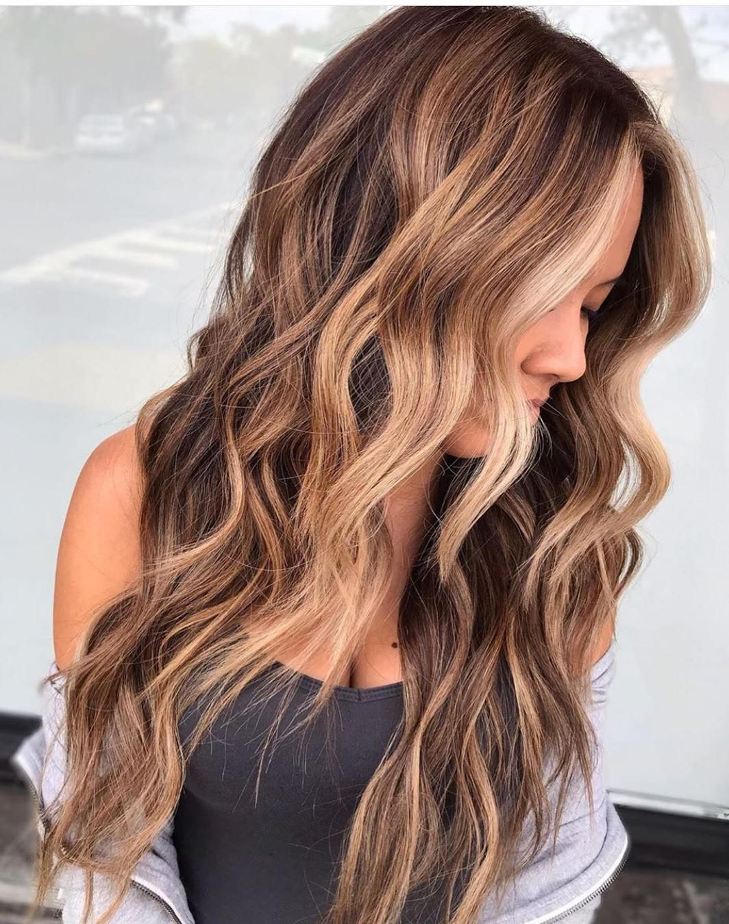 60 Classy Colors Ideas For Women Hairstyle Edgy Hair Color For Brunettes Edgy Hair Color 2020 Long Hair Ideas Ombr Spring Hair Color Long Hair Trends Edgy Hair