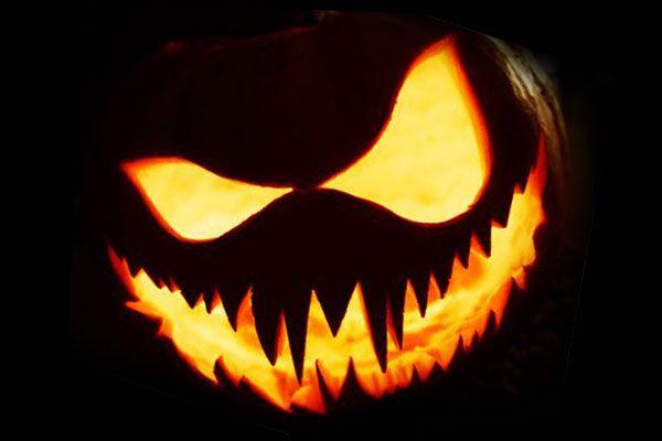 Horror pumpkin ideas hallowe en crafts and decorating