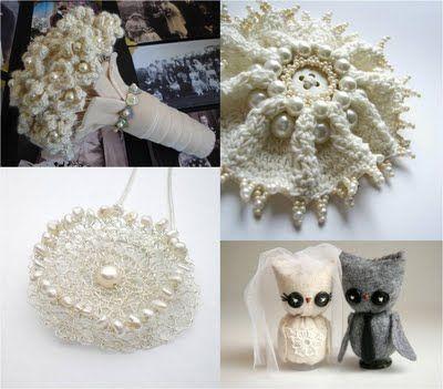 Crochet Bouquet Tejidos Pinterest Discover More Ideas About