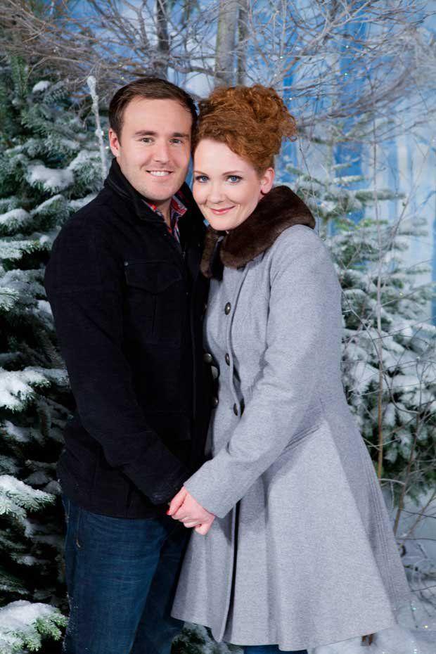 Fiz & Tyrone ~ Happy Couple from Coronation Street