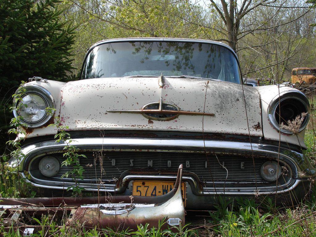 Classic Car Junk Yards Oregon History Old Time Junk Yard