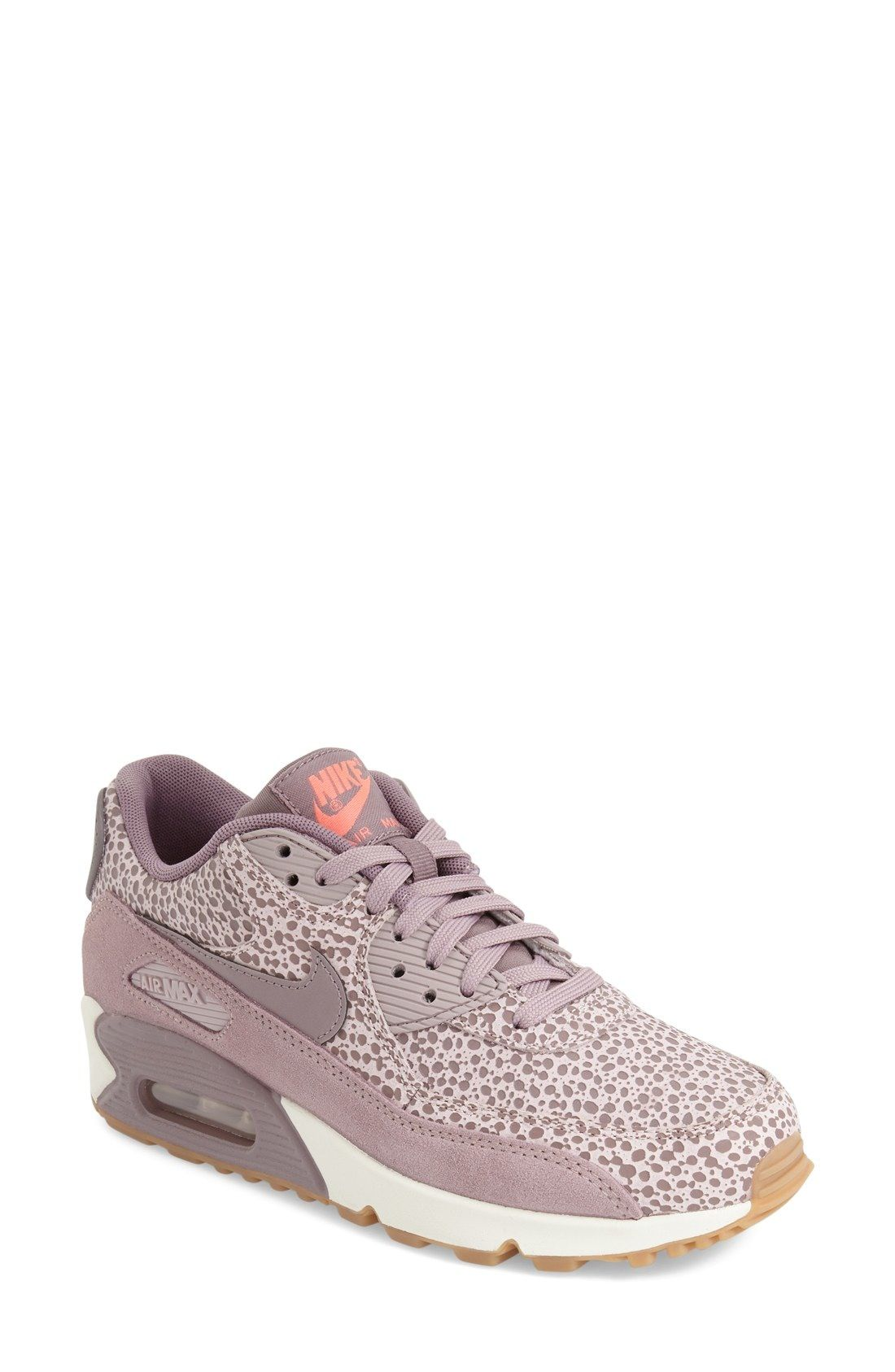 5dcfbdd1381 Nike  Air Max 90 - Premium  Sneaker (Women) available at  Nordstrom ...