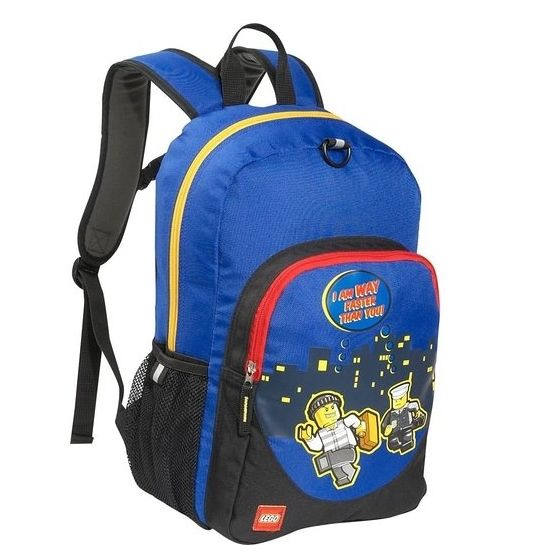 Blue Fast Forward Baby Boys Superman Sling Backpack One Size