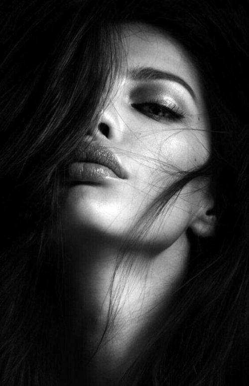 50+ Amazing Black and White Portrait Photography
